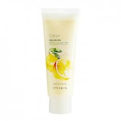 It's Skin Citron Cleansing Peeling - Пилинг-гель с экстрактом цитрона 120 мл