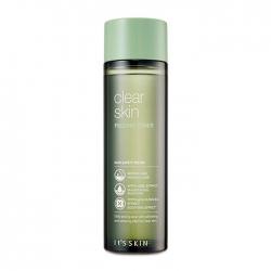 It's Skin Clear Skin Peeling Toner -  Пилинг-тонер против чёрных точек 140 мл