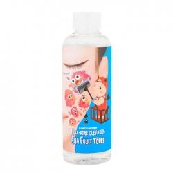 Elizavecca Hell-Pore Clean Up Aha Fruit Toner - Пилинг-тоник с фруктовыми кислотами, 200 мл