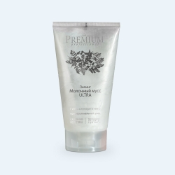 Premium Professional - Пилинг Молочный мусс Ultra_PR, 150 мл