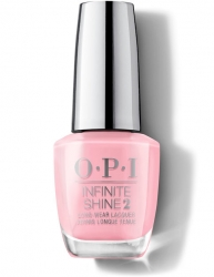 OPI Grease collection Infinite Shine - Лак для ногтей Pink Ladies Rule the School, 15 мл