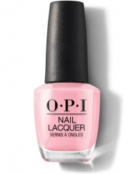 OPI Grease collection - Лак для ногтей Pink Ladies Rule the School, 15 мл
