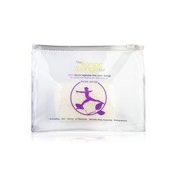 The Konjac Sponge Company Sports Konjac Sponge Lilac - Спонж для спортзала