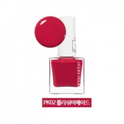 Holika Holika Piece Matching Nails - Lacquer - Лак для ногтей тон PK02, цветочная русалка, 10 мл