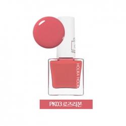 Holika Holika Piece Matching Nails - Lacquer - Лак для ногтей тон PK03, розовая лента, 10 мл