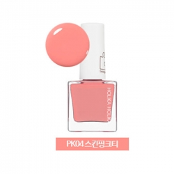 Holika Holika Piece Matching Nails - Lacquer - Лак для ногтей тон PK04, розовый чай, 10 мл