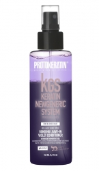 Protokeratin Brilliant Shine Bonding Leave-in Violet Conditioner - Бондинг-кондиционер несмываемый фиолетовый,150 мл