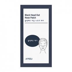 A'Pieu Blak Head Out Nose Patch - Пластырь для носа от черных точек
