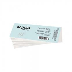 Kapous Professional Depilation - Полоска для депиляции, спанлейс, 7*20см, 100 шт