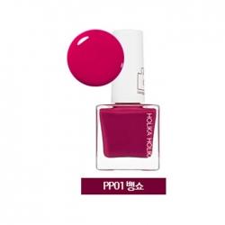 Holika Holika Piece Matching Nails - Lacquer - Лак для ногтей тон  PP01, глинтвейн, 10 мл