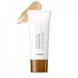 The Saem Eco Soul Pore Master Primer - Праймер для выравнивания текстуры кожи лица, 30 мл
