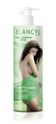 Elancyl Stretch mark prevention - Элансиль Крем для профилактики растяжек, 500 мл