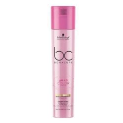 Schwarzkopf BC Bonacure pH 4.5 Color Freeze. Gold Shimmer Micellar Shampoo - Золотистый шампунь для волос, 250 мл