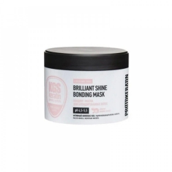 Protokeratin Brilliant Shine Bonding Mask - Бондинг-маска для блондированных волос, 250 мл