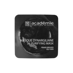 Academie Masque Dynargiliane - Очищающая глиняная маска, 8х10 мл