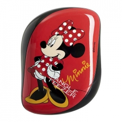 Tangle Teezer Compact Styler - Minnie Mouse Rosy Red - Расческа для волос