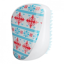 Tangle Teezer Compact Styler Winter Frost - Расческа для волос