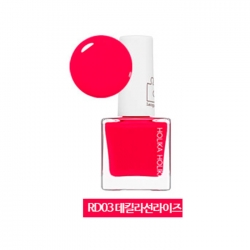 Holika Holika Piece Matching Nails - Lacquer - Лак для ногтей тон  RD03, текила санрайз, 10 мл