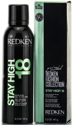 Redken Stay High 18 - Гель-мусс для придания объема 150 мл
