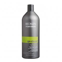 Redken Go Clean Shampoo – Шампунь для ежедневного применения, 1000 мл