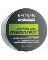 Redken Maneuver Wax - Воск средний контроль 100 мл