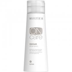 Selective On Care Nutrition Repair Shampoo - Восстанавливающий шампунь для поврежденных волос 250 мл