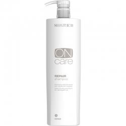Selective Professional Repair shampoo - Восстанавливающий шампунь для поврежденных волос, 1500 мл
