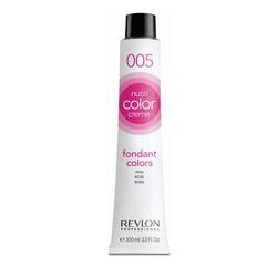 Revlon Professional Nutri Color Creme - Краска для волос 005, Розовый, 100 мл