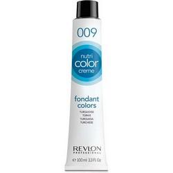 Revlon Professional Nutri Color Creme - Краска для волос 009, Бирюзовый, 100 мл