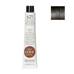 Revlon Professional NСС - Краска для волос 621 Карамельно-каштановый 100 мл