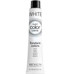 Revlon Professional Nutri Color Creme White - Краска для волос 000, Белый, 100 мл