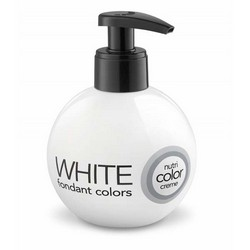 Revlon Professional Nutri Color Creme White - Краска для волос 000, Белый, 250 мл