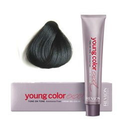 Revlon Professional YCE - Краска для волос 1 Черный 70 мл