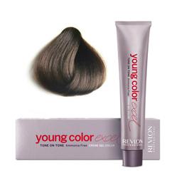 Revlon Professional YCE - Краска для волос 6-01 Натуральный темно-пепельный 70 мл