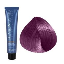 Revlon Professional Revlonissimo Colorsmetique Pure colors - Краска для волос 200 фиолетовый 60 мл