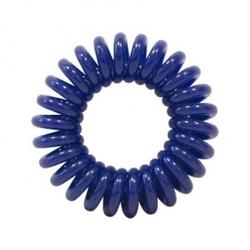 Hair Bobbles HH Simonsen - Резинка для волос темно-синяя, 3 шт.