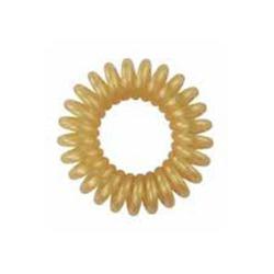 Hair Bobbles HH Simonsen - Резинка для волос золотая, 3 шт.