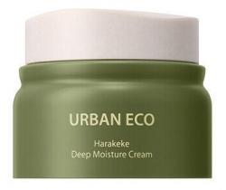 The Saem  Urban Eco Harakeke Deep Moisture Cream - Крем увлажняющий для лица, 50 мл