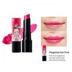 Fascy Pungseon Tina Tint Lip Essence Balm Magenta Hot Pink - Бальзам для губ 4 г