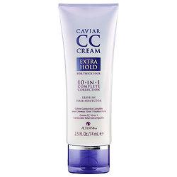 Alterna Caviar CC Cream Extra Hold - Комплексный уход-корректор для волос с фиксацией, 74 мл