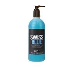 OPI Swiss Blue - Мыло для рук, 480 мл