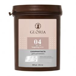 GLORIA Classic - Сахарная паста для депиляции «Плотная» 800 гр