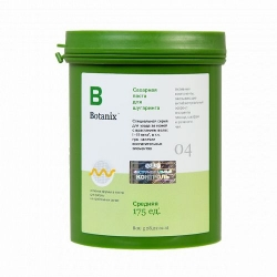 Gloria Botanix - Сахарная паста для шугаринга средняя, 800 г