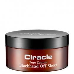 Ciracle Pore Control Blackhead Off Sheet - Салфетки от чёрных точек 50 мл