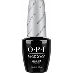 Opi GelColor I Cannoli Wear OP, - Гель-лак для ногтей, 15мл
