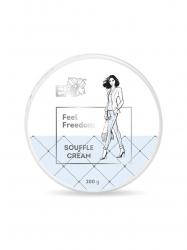 E.MI SPA Feel Freedom Care System - Крем-суфле для рук и тела Feel Freedom, 200 г