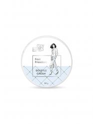 E.MI SPA Feel Freedom Care System - Крем-суфле для рук и тела Feel Freedom, 50 г