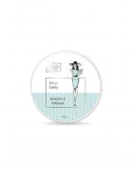 E.MI First Lady Care System - Крем-суфле для рук и тела First Lady, 50 г