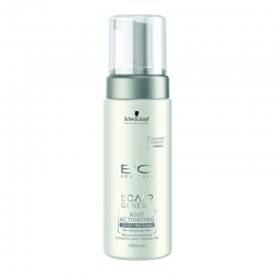 Schwarzkopf BC Bonacure Scalp Genesis Root Activating Densifying Foam - Уплотняющая пена для роста волос 150 мл
