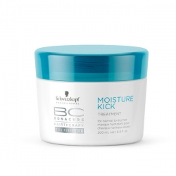 Schwarzkopf BC Bonacure Moisture Kick Treatment -  Маска Интенсивное увлажнение 200 мл